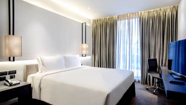 โรงแรมอัมรา กรุงเทพ นำเสนอห้องพักราคาพิเศษ ต้อนรับเทศกาลตรุษจีน 2018