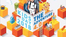 ศูนย์การค้าเซ็นทรัลเฟสติวัล อีสต์วิลล์ ร่วมฉลองวันเด็กแห่งชาติ 2561 ในรูปแบบ 4.0