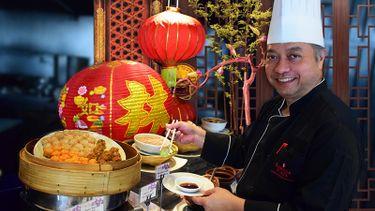 ฉลองตรุษจีนปีจอที่ เดอะเทอเรส@72 โรงแรมแม่น้ำ รามาดาพลาซา
