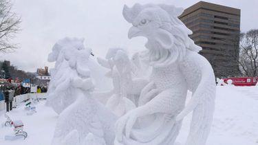 เริ่มแล้ว ! เทศกาลหิมะ Sapporo Snow Festival 2018 หนาวให้สุดที่ญี่ปุ่น