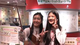 เที่ยวตามรอยอนิเมะ กับ BNK48 ถึงญี่ปุ่น ! โดยเจนนิษฐ์ และเคท