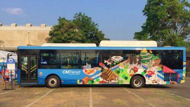 มาครับ! เปิดตัว รถเมล์เชียงใหม่ ตัวจริงสาย R3 สนามบิน-นิมมาน-เมืองเก่า