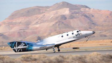 ท่องอวกาศมาแล้ว! เวอร์จิน กาแลคติก สำเร็จการทดสอบยานขนส่งอวกาศ ความเร็วเหนือเสียง