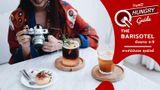 The Barisotel by The Baristro ร้านกาแฟ เชียงใหม่ นิมมาน ซอย 9 คาเฟสุดชิค สไตล์มินิมอล สายถ่ายรูปห้ามพลาด