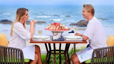 ไดน์ อะลอง เดอะ บีช การเดินทางแห่งรสชาติตลอดริมหาดหัวหิน ณ โรงแรมเซ็นทาราแกรนด์บีชรีสอร์ทและวิลลา หัวหิน