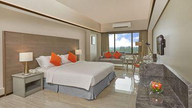 โรงแรม ทินิดี โฮเต็ล แอท บางกอก กอล์ฟคลับ น้องใหม่ในเครือ เอ็มบีเค โฮเต็ล แอนด์ ทัวร์ริซึ่ม เอ็มบีเค กรุ๊ป