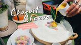 Cheevit Cheeva Fine Desserts คาเฟ่ ร้านขนมหวาน ย่านสยาม แห่งใหม่ สายของหวานห้ามพลาด