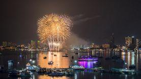 เทศกาลพลุนานาชาติเมืองพัทยา LEO presents Pattaya International Fireworks Festival 2018