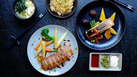 เทปันยากิร้อนๆ สไตล์ญี่ปุ่นดั้งเดิม ที่ห้องอาหารฮากิ โรงแรมเซ็นทาราแกรนด์บีชรีสอร์ทและวิลลา หัวหิน