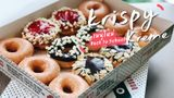 คริสปี้ ครีม ต้อนรับเทอมใหม่  กับ สามรสชาติสุดฟิน ที่ได้กินแล้วจะตั้งใจเรียน ด้วยเมนูใหม่ Back to School Doughnut