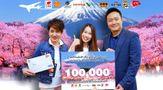 เคทีซี ร่วมกับซีอาร์จี มอบโชคให้สมาชิก บินท่องเที่ยวญี่ปุ่นฟรี รวมมูลค่ากว่า 100,000 บาท