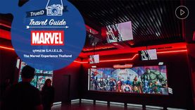 บุกหน่วย S.H.I.E.L.D. ! The Marvel Experience Thailand ศูนย์บัญชาการมาร์เวลฮีโร่ ในไทย แห่