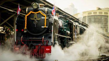 นั่งรถไฟเที่ยว อยุธยา ด้วยรถจักรไอน้ำสายประวัติศาสตร์ ลงเรือชมวิถีชุมชนเกาะเกิด