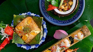 อาหารไทยรสเยี่ยม ณ ห้องอาหารสวนบัว เซ็นทาราแกรนด์บีชรีสอร์ทและวิลลา หัวหิน
