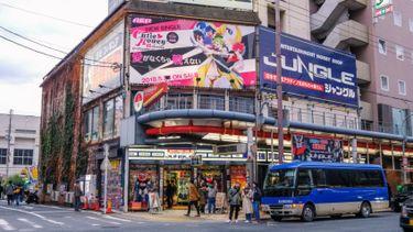เที่ยวเดนเดนทาวน์ ย่านอากิบะแห่งโอซาก้า แหล่งล่าของสะสม อนิเม และกันพลาที่หาไม่ได้ในโตเกียว !