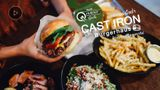 Cast Iron Burgerhaus ร้านอร่อย ซอยอารีย์ เบอร์เกอร์เนื้อฉ่ำๆ เบียร์สด สไตล์อเมริกัน ต้องพากันไปโดน ! (มีคลิป)