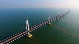เล็กๆ เราไม่ทำ ! จีนเตรียมเปิดตัว สะพานข้ามทะเล ยาวที่สุดในโลก เชื่อมฮ่องกง-จูไห่-มาเก๊า