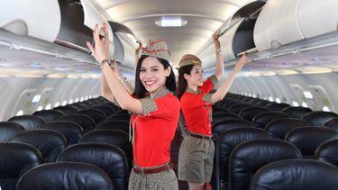 """เวียตเจ็ทคว้ารางวัล """"สายการบินอัลตราโลวคอสต์ยอดเยี่ยม"""" ปีที่ 2 ติดต่อกัน"""