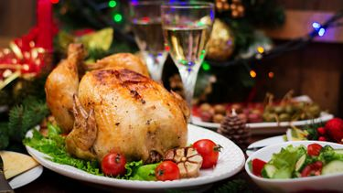 มื้อค่ำสุขสันต์ต้อนรับเทศกาลคริสมาสต์ ณ โรงแรมพูลแมน คิง เพาเวอร์ กรุงเทพ
