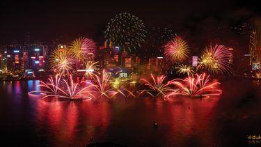 เคาท์ดาวน์ปีใหม่ ฮ่องกง 2019 กับงานฉลองสุดยิ่งใหญ่ ชมโชว์ดอกไม้ไฟกลางอ่าววิคตอเรีย !