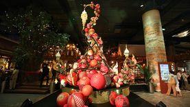 สุขสยาม ณ ไอคอนสยาม อลังการอย่างไทย เปิดต้นคริสมาสต์ลายกนก แวะไปแชะได้เลย