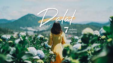 7 ที่เที่ยว ดาลัด เวียดนาม ถ่ายรูปสวย ทริปนี้ชิล ฟีลเหมือนไปยุโรป