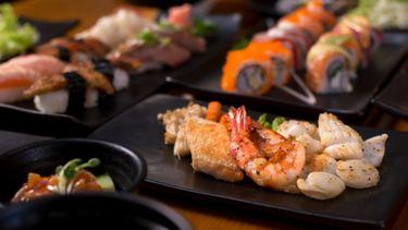 คัลลินารี เทรเชอร์ บุฟเฟ่ต์อาหารญี่ปุ่นมื้อค่ำ จากห้องอาหารฮากิ โรงแรมเซ็นทาราแกรนด์บีชรีสอร์ทและวิลลา หัวหิน