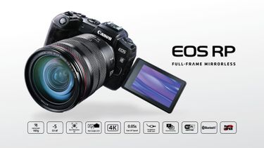 เปิดตัว Canon EOS RP มิเรอร์เลสฟูลเฟรมรุ่นล่าสุด  พร้อมเลนส์ RF 6 รุ่น ตอบโจทย์ทุกการถ่ายภาพ