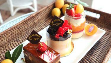 ขนมหวานมะปรางรับหน้าร้อน จาก เดอะมิวเซี่ยม โรงแรมเซ็นทาราแกรนด์บีชรีสอร์ทและวิลลา หัวหิน
