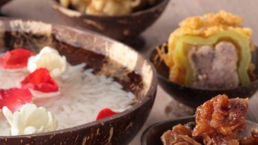 บุฟเฟ่ต์อาหารไทย 4 ภาค วันสงกรานต์ ที่ห้องอาหารเดอะเทอเรส แอท 72