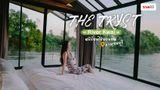 ที่พักแพ กาญจนบุรี The Tryst River Kwai หนีร้อนไปนอนแพ ริมแม่น้ำแควน้อย