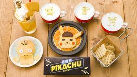 ยอดนักสืบพิคาชูก็มา ! เมนูใหม่ต้อนรับหนังฉาย ที่ Pokémon Cafe โตเกียว