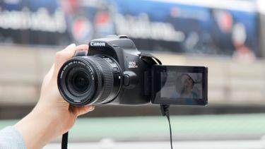 แคนนอนเปิดตัว EOS 200D II กล้องดีเอสแอลอาร์ตัวเล็กที่สุด เบาที่สุด  อัดแน่นด้วยเทคโนโลยีสุดล้ำ ที่พัฒนามาแบบจัดเต็ม