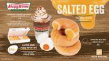 Krispy Kreme ส่งภาคต่อเอาใจแฟนคลับ ฟิล ริง กับรสชาติใหม่สุดว้าว เมนูไข่เค็มลาวา ฟิล ริง โดนัท ความอร่อยที่หยุดไม่ได้!