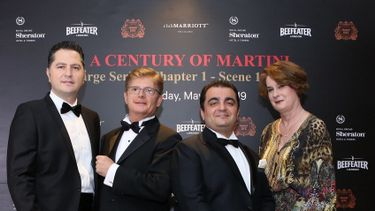 โรงแรมรอยัล ออคิด เชอราตัน เปิดตัวมาร์ตินี่ซีรีย์ พร้อมเชิญสื่อมวลชนล่องเรือสำราญสุดเอ็กซ์คลูซีฟ