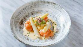 สัมผัสความอร่อยแห่งฤดูกาล กับเมนูหน่อไม้ฝรั่งขาว  ณ ห้องอาหารคาเฟ่ แคลร์ โรงแรมโอเรียนเต็ล