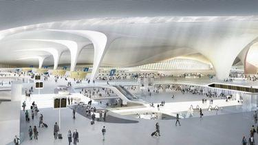 สนามบิน ปักกิ่ง-ต้าชิง ท่าอากาศยานใหม่ของจีน จ่อเตรียมก้าวขึ้นเป็นอันดับ 1 ของโลก
