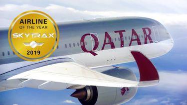 สายการบินดีที่สุดในโลก ประจำปี 2019 Qatar Airways คว้าไปครอง การบินไทยคงที่ที่อันดับ 10