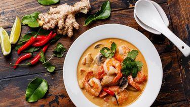 อาหารไทยครบรส ไทย เทมเพิล แฟร์ บุฟเฟ่ต์มื้อค่ำ จากห้องอาหารสวนบัว ณ โรงแรมเซ็นทาราแกรนด์ หัวหิน