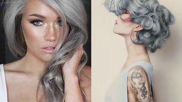 ฮิตไม่เลิก! เทรนด์ผมเทา Granny Hair แฟชั่นสีดอกเลาที่แซ่บเว่อร์