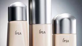 ผิวกระจ่างใสถึงขีดสุดในทุกสภาพแสง ด้วยรองพื้นสูตรใหม่จาก IPSA