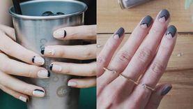 20 ไอเดียแต่งเล็บแบบ Negative Nails ไม่ต้องทาทั่วเล็บ ก็สวยเจ็บ มีสไตล์!