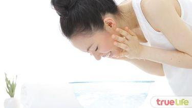 7 ขั้นตอนล้างหน้าให้ถูกวิธี เพื่อหน้าใสสุขภาพดี ไม่มีพัง!