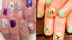 แต่งเล็บสไตล์โอริกามิ (Origami nails) ฉบับสาวญี่ปุ่น น่ารัก กุ๊กกิ๊ก มีสไตล์