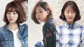 5 วิธีเซ็ตผมบ๊อบสั้นสไตล์เกาหลี ให้สวยสะดุดตา โอปป้าเห็นแล้วปลื้ม!