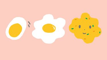 คุณเป็นคนยังไง บอกได้ด้วยเมนูไข่จานโปรด