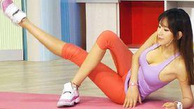 รวมท่าออกกำลังกายแบบ Ye Jung Hwa ครูพละที่ฮอตสุดในเกาหลี!