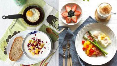 รวมไอเดียเมนูมื้อเช้าคลีนๆ กินง่าย ทำง่าย หน้าตาดูดี!