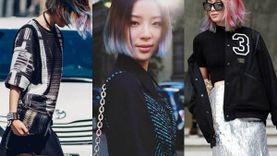 ส่อง! ไอเดียการแต่งตัวสุดชิค ผมบ๊อบหลากสีสุดเก๋ จากเซเลบเกาหลี ไอรีน คิม (Irene Kim)