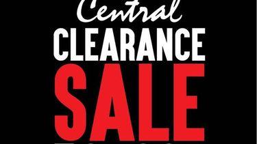 Central Clearance Sale!! ลดสูงสุดถึง 90% ที่เซ็นทรัลชิดลม
